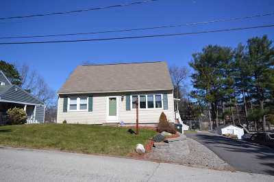 Manchester Single Family Home Active Under Contract: 39 Brock Street