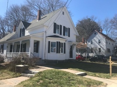 Milford Single Family Home For Sale: 20 North Street