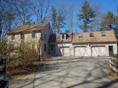 Strafford County Single Family Home For Sale: 23 Nute Road