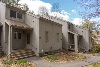 Stratham Condo/Townhouse Active Under Contract: 45 Brookside Drive #45