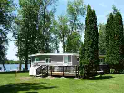 North Hero Single Family Home For Sale: 150 Poquette Lane