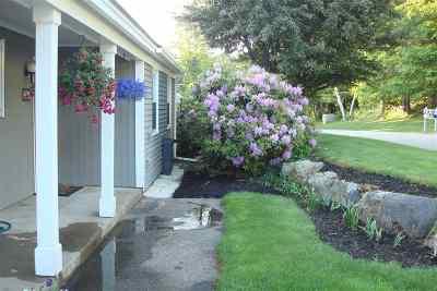 Belknap County Single Family Home For Sale: 10 Oak Drive