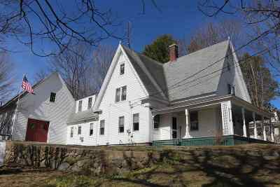 Carroll County Multi Family Home For Sale: 158 North Main Street