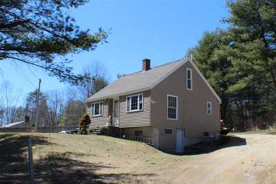 Merrimack County Single Family Home For Sale: 369 Suncook Valley Road