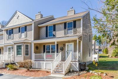 Amherst Condo/Townhouse Active Under Contract: 23 Belleview Drive