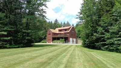 Merrimack County Single Family Home For Sale: 349 Wilmot Center Road