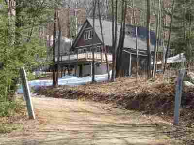 Carroll County Rental For Rent: 7 Middle Mountain Trail