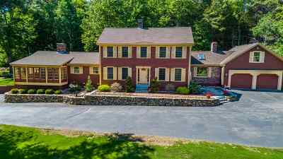Hebron Single Family Home For Sale: 70 Cooper Road