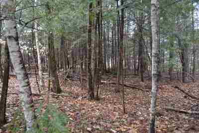 Merrimack County Residential Lots & Land For Sale: Wentworth Circle #25