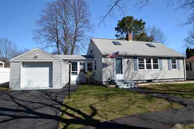 Portsmouth Single Family Home For Sale: 627 Colonial Drive