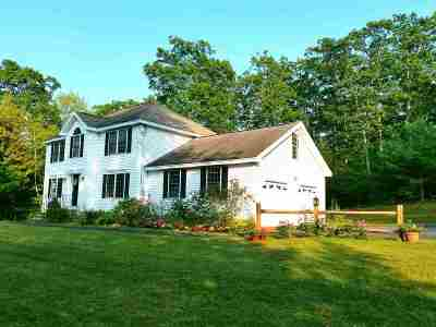 Merrimack County Single Family Home Active Under Contract: 11 Guernsey Court