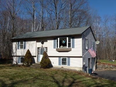 Merrimack County Single Family Home For Sale: 112 Peverly Road