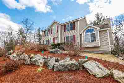 Manchester Single Family Home For Sale: 94 Legacy Drive