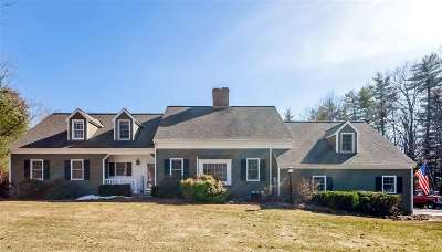 Carroll County Single Family Home Active Under Contract: 346 Forest Road