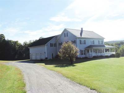 Orleans County Single Family Home For Sale: 900 North Derby Road