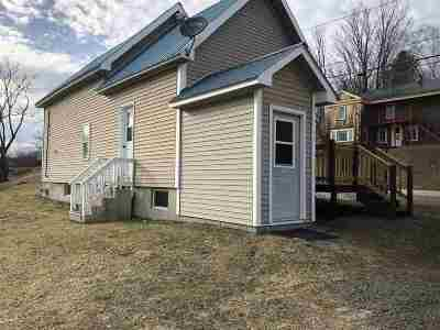 Essex County Single Family Home For Sale: 296 Lake St Street