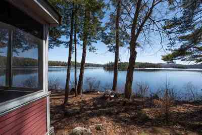 Center Harbor Single Family Home Active Under Contract: 26 Mayo Shores Road