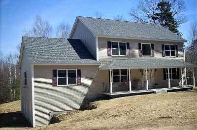 Hebron Single Family Home Active Under Contract: 16 Panorama Lane