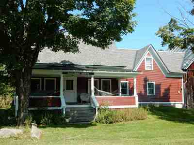 Orleans County Single Family Home For Sale: 605 North Shore Road