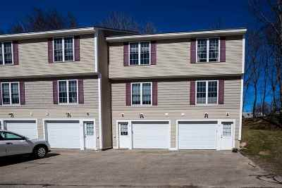 Dover Condo/Townhouse For Sale: 44 Station Drive