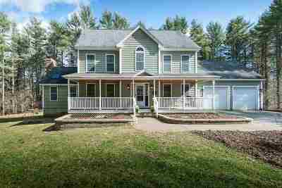 South Berwick Single Family Home For Sale: 24 Great Hill Road