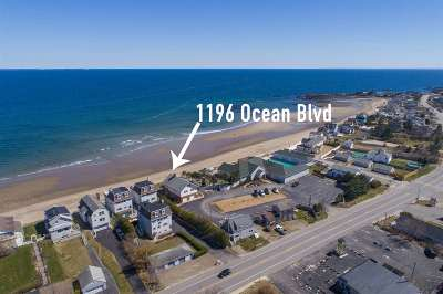 Rye Condo/Townhouse For Sale: 1196 Ocean Boulevard #2