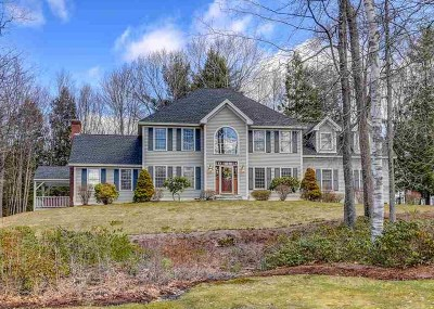 Bedford Single Family Home Active Under Contract: 17 Normand Circle