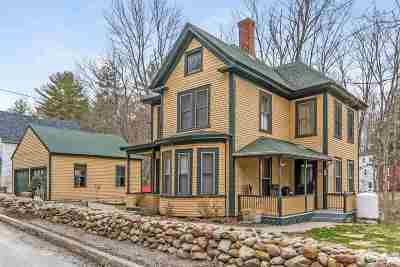 New Boston Single Family Home For Sale: 14 Old Coach Road #16/17
