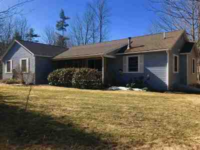 Campton Single Family Home For Sale: 59 Weston Woods Circle