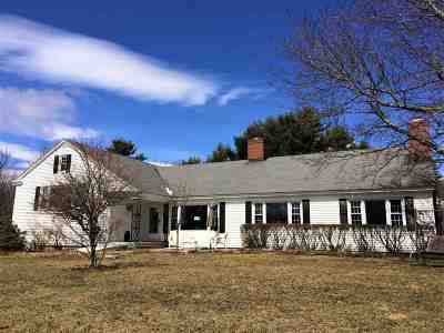 Carroll County Single Family Home For Sale: 141 Mountain Road