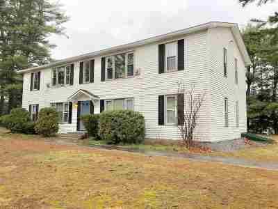 Merrimack County Multi Family Home For Sale: 436 Western Avenue