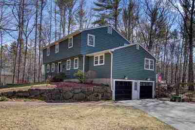 Strafford County Single Family Home For Sale: 13 Cutts Road