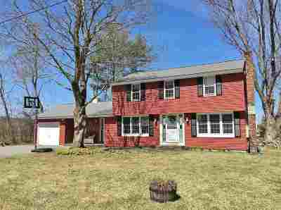 Hanover Single Family Home Active Under Contract: 7 Dresden Road