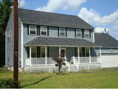 Carroll County Single Family Home For Sale: 7 Hawthorne Road Road