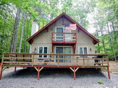 Belknap County Single Family Home For Sale: 3 Cheshire Circle