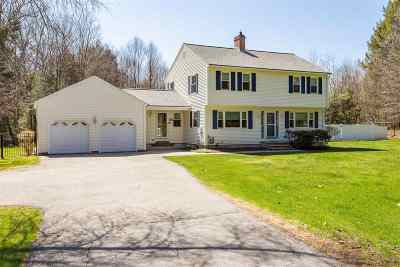 Strafford County Single Family Home For Sale: 29 Spruce Lane