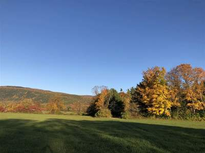 Addison County Residential Lots & Land For Sale: 4170 Munger Street #Lot 2