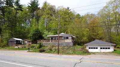 Tilton Single Family Home For Sale: 918 Laconia Road