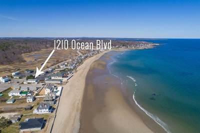 Rye Single Family Home For Sale: 1210 Ocean Boulevard #3
