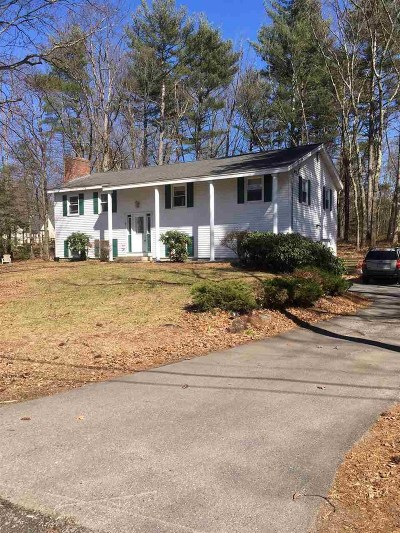 Litchfield Single Family Home Active Under Contract: 2 Oak Drive