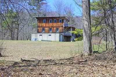 Pittsford Single Family Home Active Under Contract: 3001 Fire Hill Road