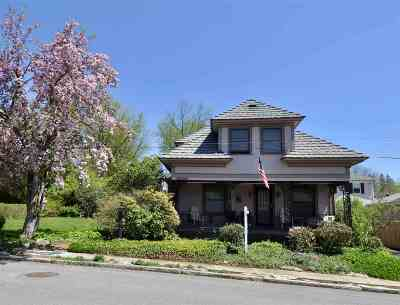 Manchester Single Family Home For Sale: 69 Riverview Place