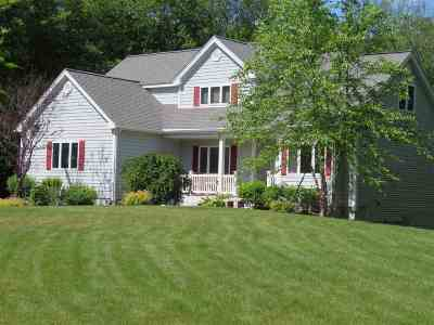 Moultonborough Single Family Home Active Under Contract: 11 Grappone Road