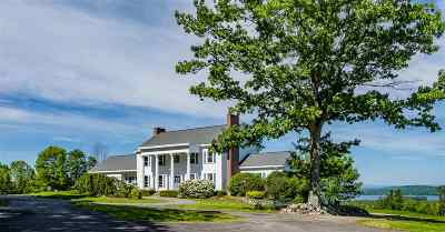 Wolfeboro Single Family Home For Sale: 20 Martin Hill Road