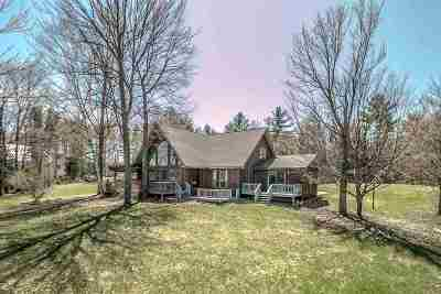 Whitefield Single Family Home Active Under Contract: 19 Whispering Pines Drive