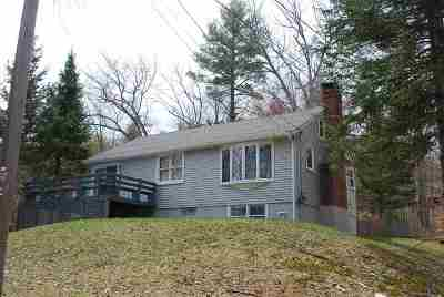 Strafford Single Family Home For Sale: 14 Fire Road 1 Road