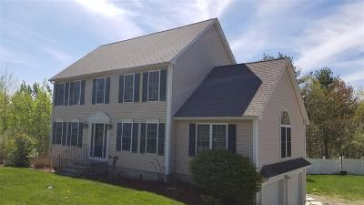 Goffstown Single Family Home Active Under Contract: 99 Maple Avenue