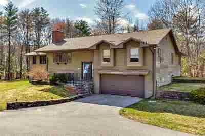 Strafford Single Family Home For Sale: 723 Strafford Road