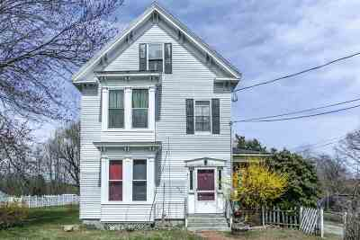 Greenland Multi Family Home For Sale: 454 Portsmouth Avenue