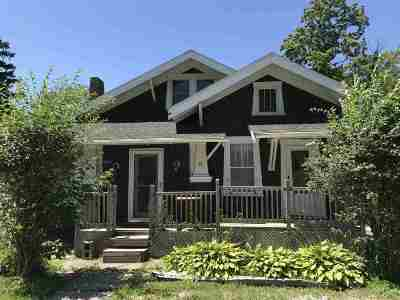 Alburgh Single Family Home For Sale: 498 South Main Street